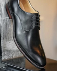 Christopher Black Lace Up