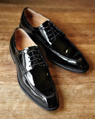 Gregory Black Lace Up