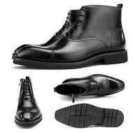 Martin Black Boot