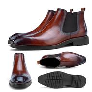 Nolan Brown Boot