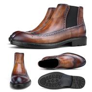 Bristol Brown Boot
