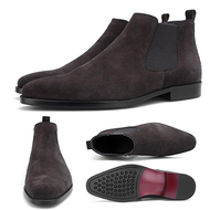 London Brown Boot