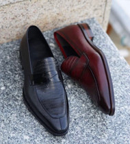 Woodward (Black or Brown) Loafers
