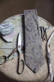Lavatelli Gold Paisley Necktie
