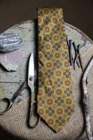Tommy Hilfiger Golden Necktie
