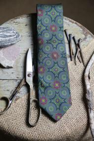 Jacobson's Green  Necktie