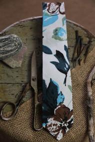 Ferndale Floral Necktie