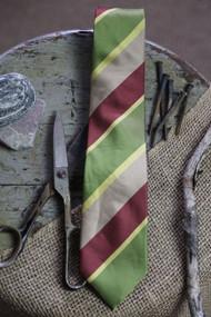 8 Mile Stripe Necktie