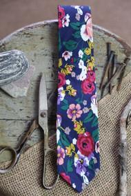 Ludington Bloom Necktie