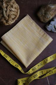 Butter Scratch Pocket Square