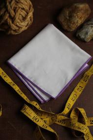 Grapevine Edge Pocket Square