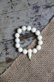 King Ivory Bracelet