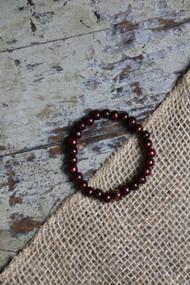 Redwood Beaded Bracelet