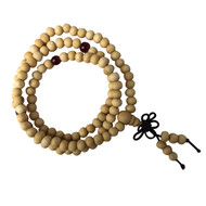 White Sandalwood Bracelet