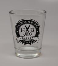 Harrison Blake SELECTED Shot Glass