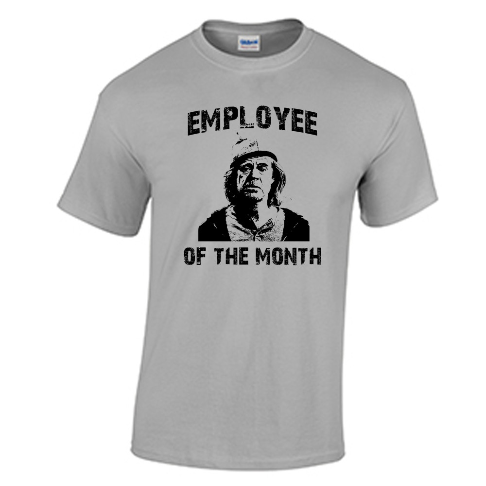 Shameless Frank Gallagher T Shirt Black
