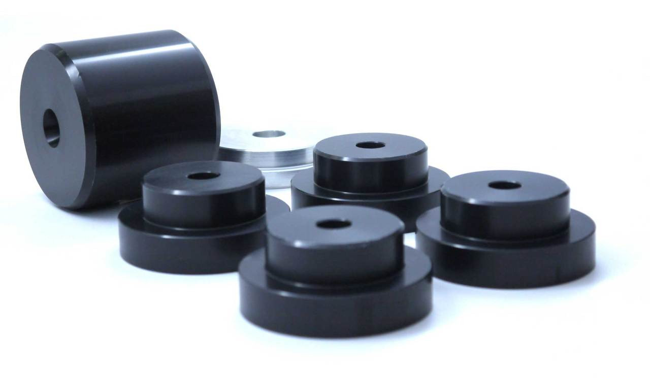 Solid Differential Mounting Bushings for the 370Z and G37 | SPL Parts