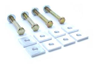 SPL Parts Eccentric Lockout Kit Nissan 370Z Infiniti G37