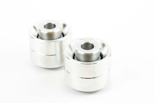 SPL Parts Rear Monoball Spherical Shock Bushings Nissan 300ZX (Z32)