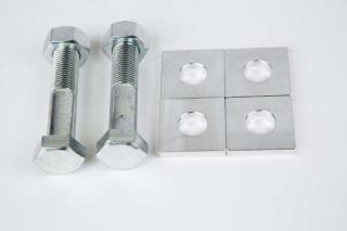 SPL Parts Eccentric Toe Arm Lockout Kit FRS/BRZ/WRX