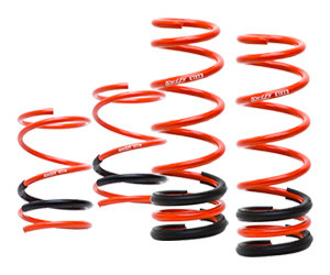 SWIFT Sport Lowering Springs - generic photo.