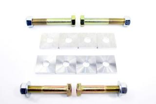 SPL Parts Eccentric Lockout Kit Mazda Miata MX-5 NC RX-8 FE