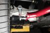 SPL Parts Nissan GTR R35  Adjustable Front Swaybar Endlinks Installed