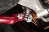 Adjustable Front Swaybar Endlinks Installed on a Nissan GT-R R35