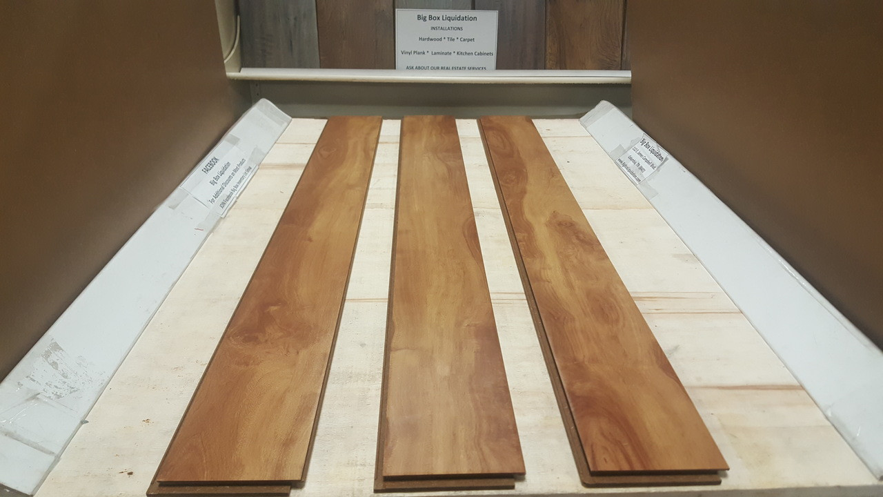 Heritage Maple 1 2 In Thick Hdf Hardwood Prefinished Engineered