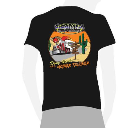 2018 Campbell Racing Mother Trucker Shirt