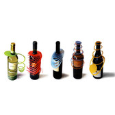 Taet Tat Wine Bottle Garland Variety Pack