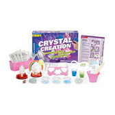 Crystal Creation Science Kit