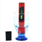 PÜRATest pH Tester - Red | 2shopper