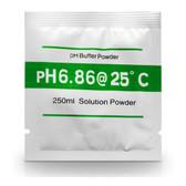 Buffer Solution Powder for pH Tester - 6.86pH