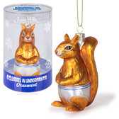 Squirrel In Underpants Ornament | 2Shopper