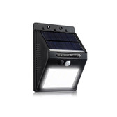 Solar Powered Motion Sensor Wall Light (20 SMD LED)