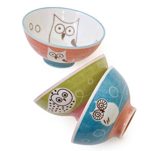 Owl Bowls