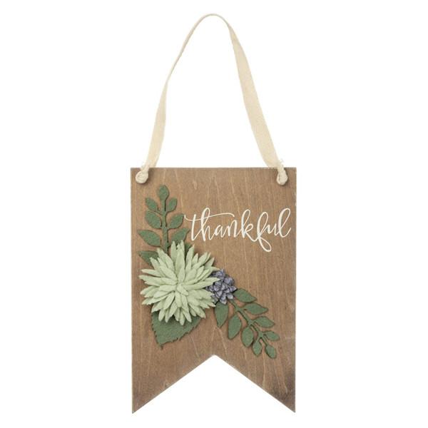 Hanging Decor - Thankful