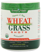 Green Foods Corporation Wheat Grass Shot (30 Serving) 5.3 oz