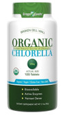 Green Foods Corporation Organic Chlorella 500mg 120 Tabs