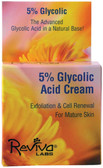 5% Glycolic Day Night Cream 1.5 oz, Reviva