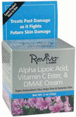 Alpha Lipoic Acid Vit C & DMAE Night Cream 2 oz, Reviva