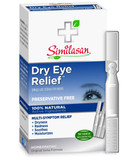 Dry Eye Relief Single Dose 20 DOSE Similasan, Clears Redness