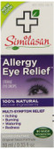Allergy Eye Relief 10ml Eye Drops .33 oz Similasan