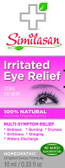 Irritated Eye Relief 10ml Drops .33 oz Similasan