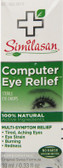 Computer Eyes 10ml Eye Drops .33 oz Similasan, Tired, Strained Eyes