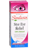 Stye Eye Relief 10ml Eye Drops .33 oz Similasan, Swelling, Redness