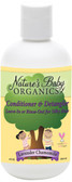 Natures Baby Organics Conditioner All Natural Lavender Chamomile 8 oz