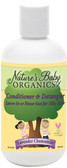 Natures Baby Organics Conditioner All Natural Lavender Chamomile 16 oz