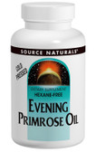 Evening Primrose Oil 500 mg 180 Softgels, Source Naturals